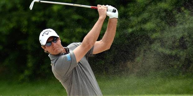 Golf: Colsaerts et Pieters privés d'US Open - La Libre