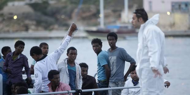 La Commission européenne propose à la Belgique d'accueillir plus de 1.800 migrants - La Libre