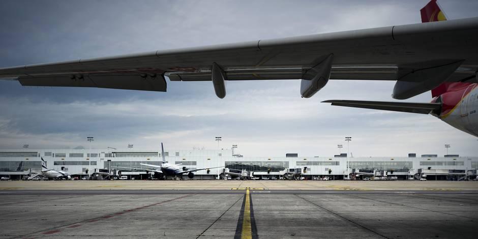 L'espace aérien est partiellement rouvert: premiers décollages dans le ciel belge