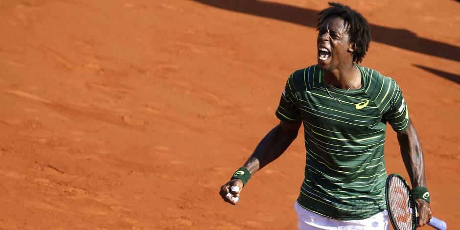 Roland Garros: Monfils, Federer et Wawrinka au 3e tour