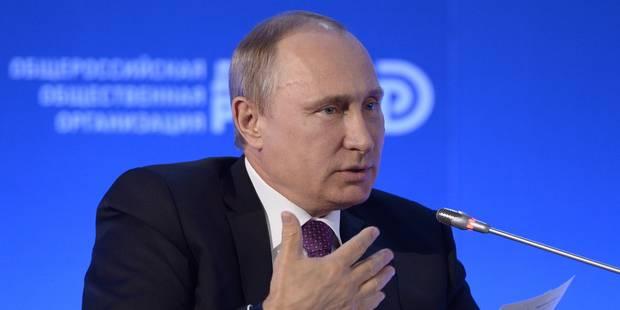 Russie: nouvelle offensive contre les ONG - La Libre