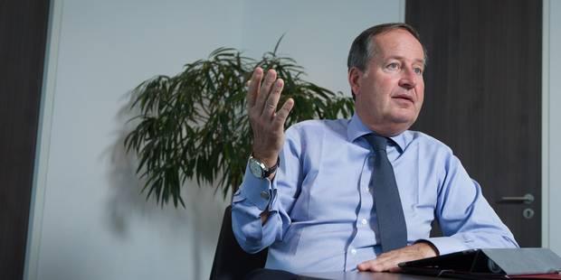 Philippe Delusinne recadre le président du CSA - La Libre