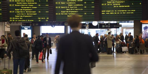 Grèves à la SNCB: les navetteurs du rail sont-ils mal indemnisés? - La Libre