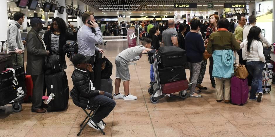 Belgocontrol: L'incident a coûté au moins 2,5 millions d'euros aux compagnies aériennes