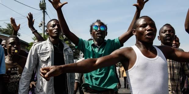 """Putsch avorté au Burundi : la """"riposte meurtrière"""" de la police dénoncée - La Libre"""