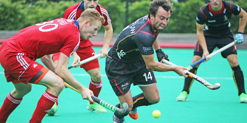 Red Lions : de Paeuw, Charlier et Rubens out !