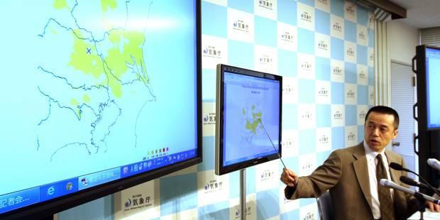 Puissant séisme de magnitude 8,5 au Japon - La Libre