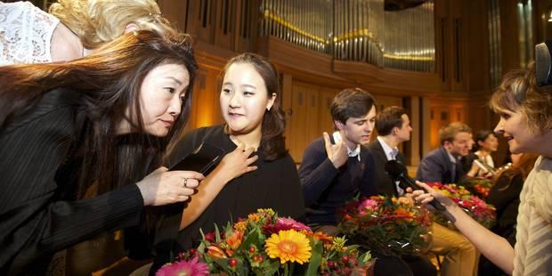 La Coréenne Lim Ji Young remporte le Concours Reine Elisabeth - La Libre