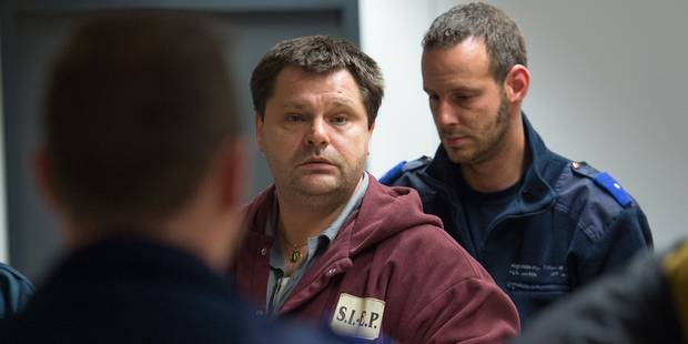 """Frank Van den Bleeken : """"Ma demande d'euthanasie est plus que jamais d'actualité"""" - La Libre"""
