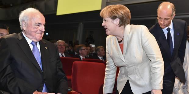 Helmut Kohl : ses relations avec Gorbatchev, Mitterrand et Merkel - La Libre