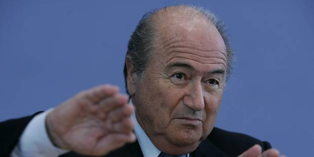 """La démission de Blatter, une """"excellente"""" nouvelle pour le foot mondial - La Libre"""