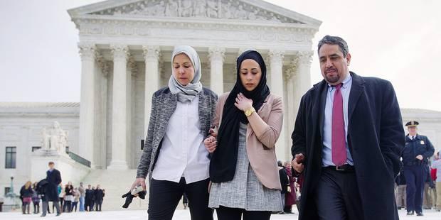 Aux USA, les signes religieux ne peuvent être une entrave à l'embauche - La Libre