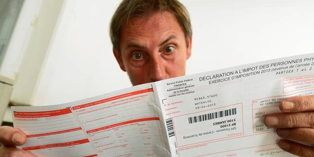 Un peu d'aide à nos aînés face à la déclaration d'impôts? - La Libre