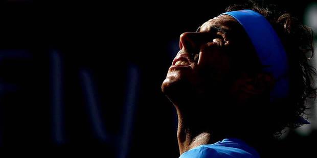 """Nadal: """"Tout est allé dans son sens"""" - La Libre"""