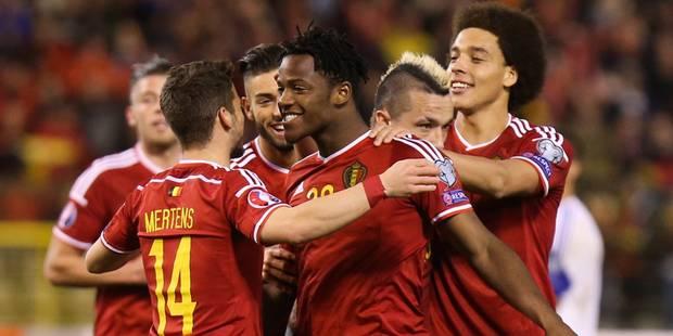 Les Diables rouges grimpent à la 2e place du classement FIFA - La Libre