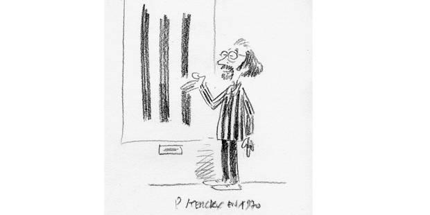 Pierre Sterckx, le prof qui poussait les ados futurs menuisiers vers la littérature - La Libre