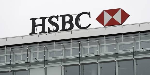 HSBC va négocier avec la justice belge pour éviter un long procès - La Libre