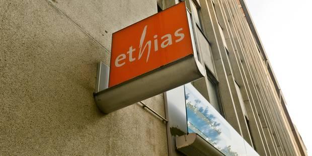 Ethias compte supprimer 120 emplois - La Libre