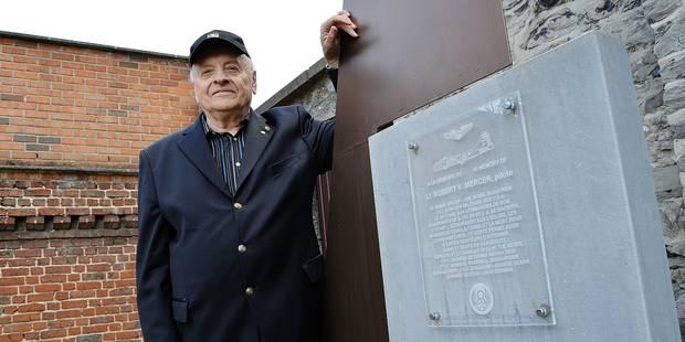 Pour ne pas oublier le sacrifice de Bob Mercer - La Libre