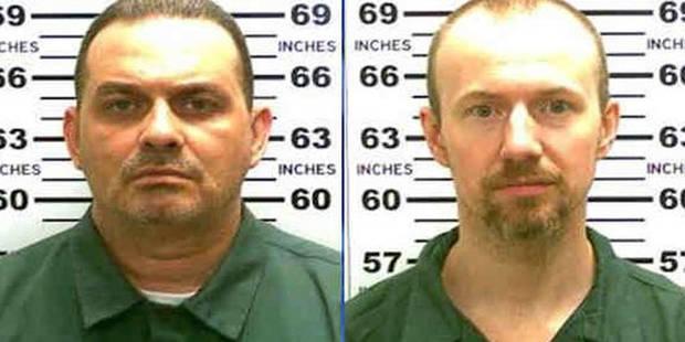 USA: deux détenus en cavale après une évasion hollywoodienne - La Libre
