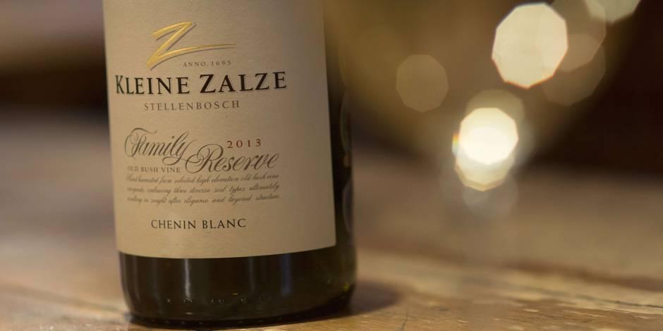 """Le """"meilleur vin blanc du monde"""" est sud-africain"""