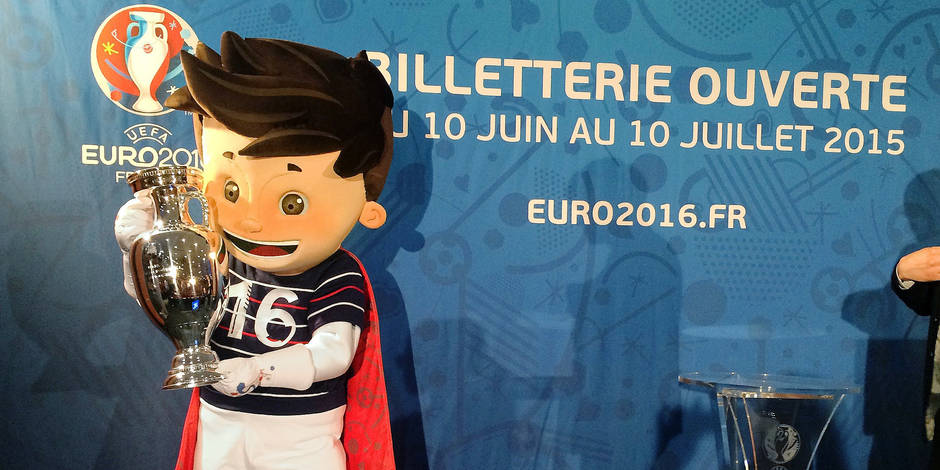 Ticket sales for the UEFA EURO 2016