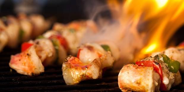 Bruxelles Formation reporte son barbecue à cause du ramadan - La Libre