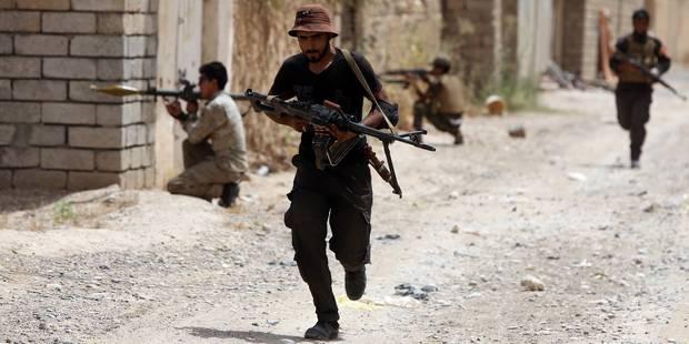 Irak: près de 600 corps exhumés dans les fosses communes de Tikrit - La Libre