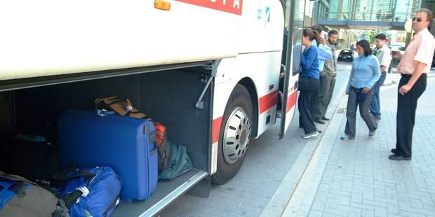 À Bruxelles, le MR propose de créer une gare routière pour les liaisons internationales en autocar - La Libre