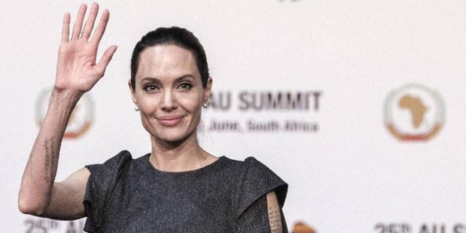 """Angelina Jolie: """"La violence contre les femmes reste considérée comme un crime mineur"""""""
