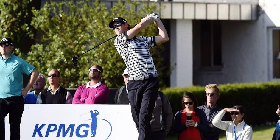 Golf: Pieters sauve la mise - La Libre
