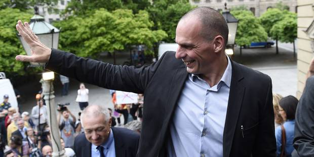 """Grèce: """"Un accord est possible, mais Angela Merkel doit être présente"""" - La Libre"""