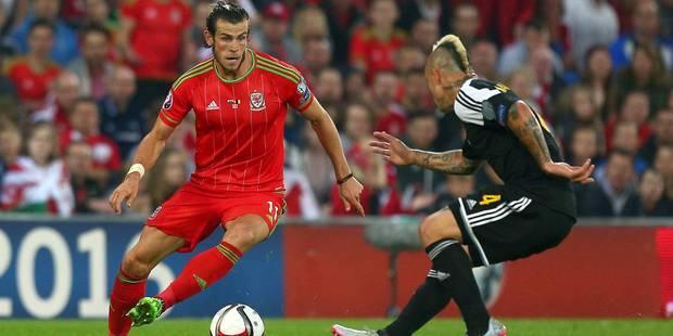 Le match Pays de Galles-Belgique a réuni plus de 2,5 millions de téléspectateurs - La Libre