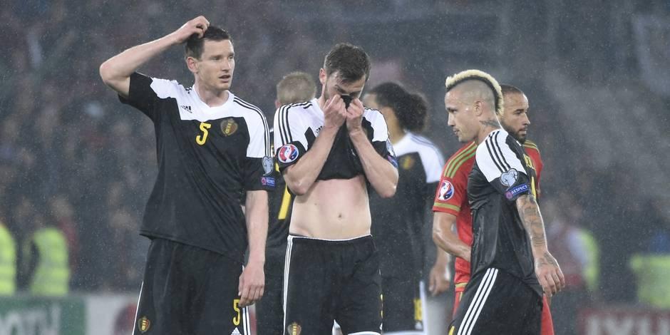 Football: du top 8 européen, seuls les Néerlandais font moins bien que les Diables