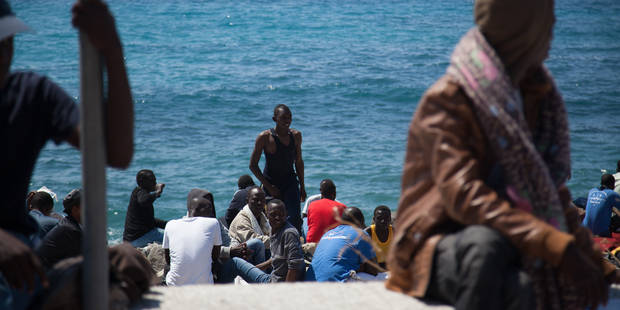 L'UE a les moyens d'accueillir un million de réfugiés - La Libre