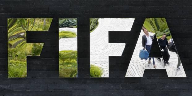 Fifa: une enquête très complexe sur plus de 100 connexions bancaires - La Libre