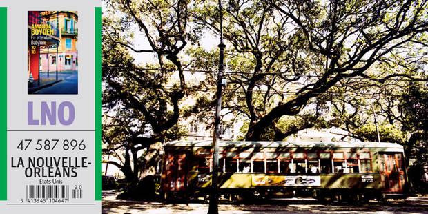 Lire, c'est voyager... à la Nouvelle-Orléans - La Libre