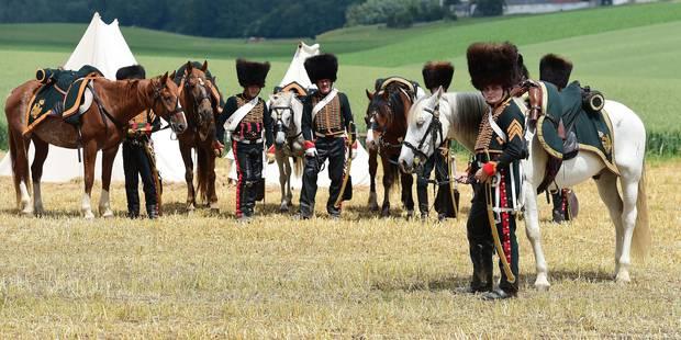 Bicentenaire de la bataille de Waterloo : les trois bivouacs sont ouverts autour du champ de bataille - La Libre