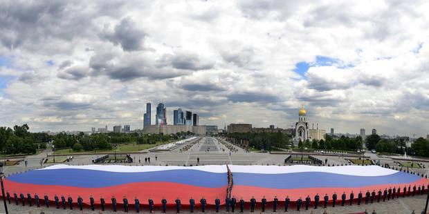 Les comptes des ambassades russes à Bruxelles gelés - La Libre