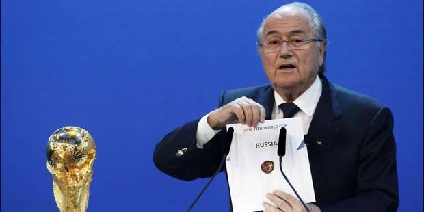 La Belgique veut récupérer les 4,5 millions mis dans le Mondial 2018 - La Libre