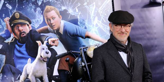 """Le tournage de """"Tintin et le Temple du soleil"""" pourrait débuter fin 2016 - La Libre"""