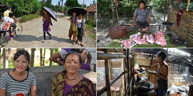 Entre espoir et dépression, le destin des indésirables du Bhoutan - La Libre