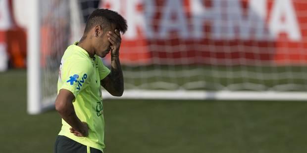 Copa America 2015: fin de tournoi pour Neymar, suspendu quatre matches - La Libre