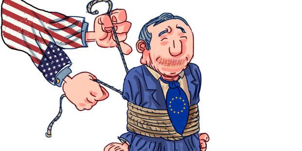TTIP: au Parlement de jouer - La Libre