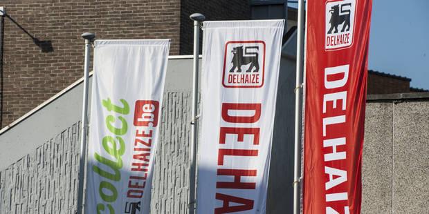Officiel: les groupes Delhaize et Ahold vont fusionner - La Libre