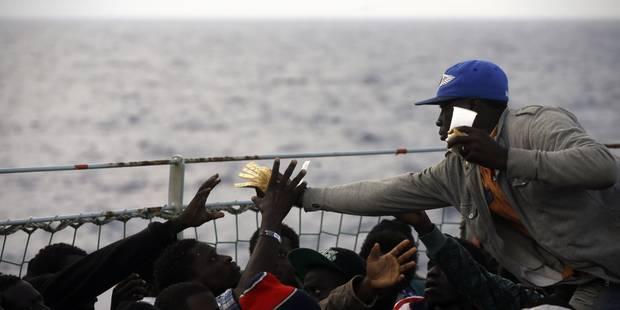 Méditerranée: nouveau bilan pour le Godetia, qui a recueilli 422 personnes mardi - La Libre