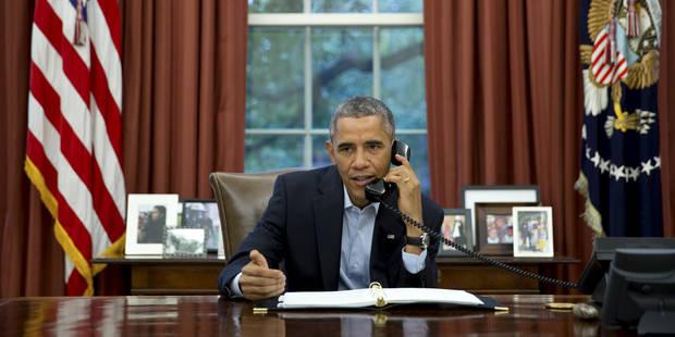 La Cour suprême des Etats-Unis valide la loi sur l'assurance maladie d'Obama - La Libre