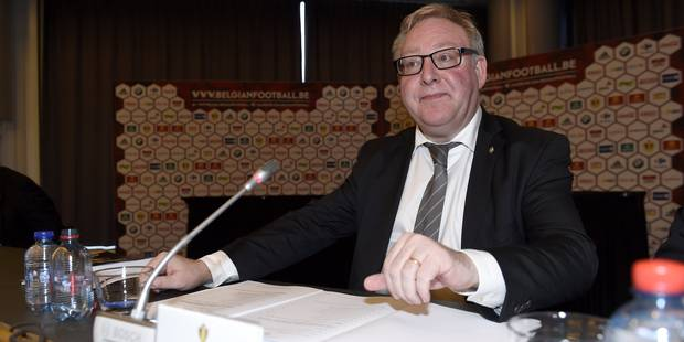 De Keersmaecker réélu à la tête de l'Union belge, Marc Coucke claque la porte! - La Libre