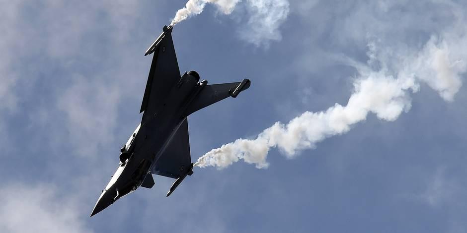 Succession F-16 : en cas d'option nucléaire, Dassault se retire - La Libre