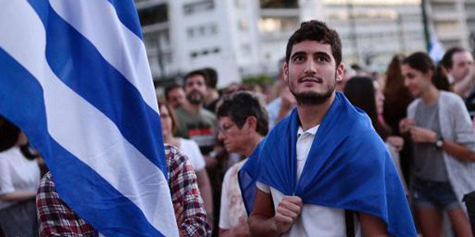 20.000 personnes manifestent dans les rues d'Athènes